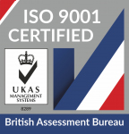 ISO 9001 Registered Steel Stockholder