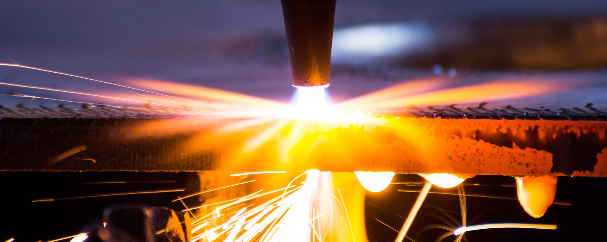 Flame Cutting Steel Profiles West Yorkshire Steel