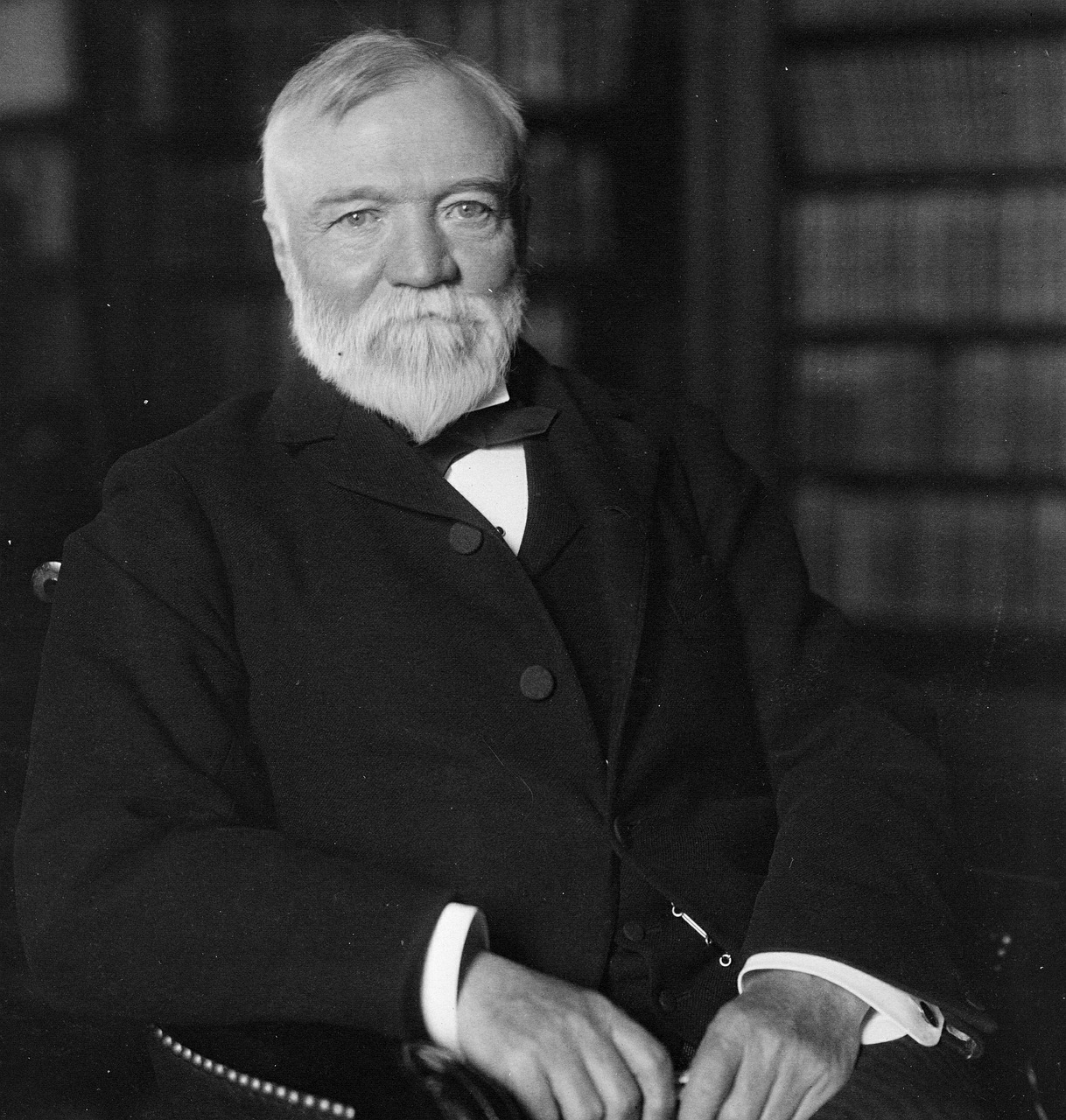 A Look at Andrew Carnegie, Industrialist and Philanthropist
