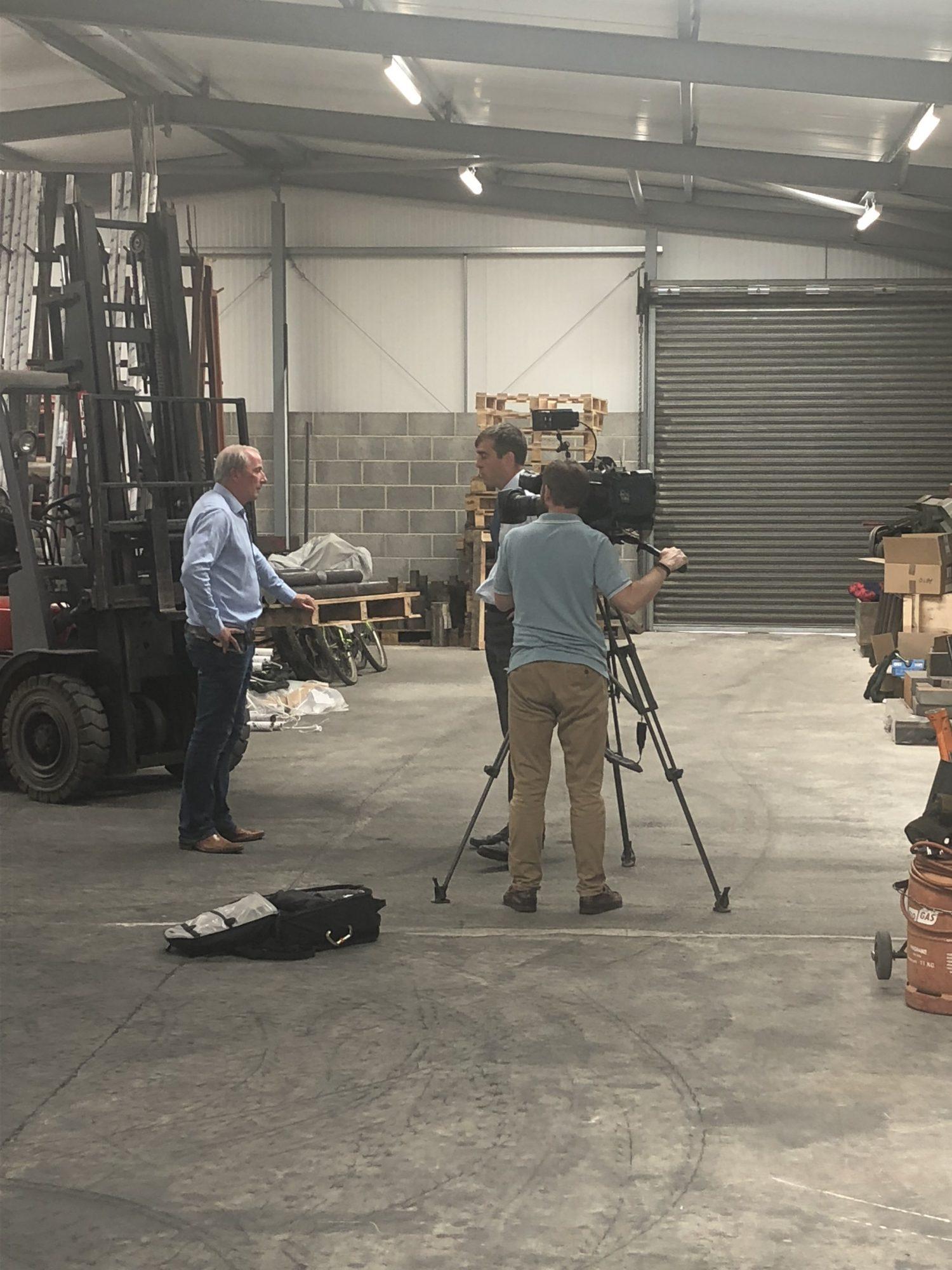 ITV news photo